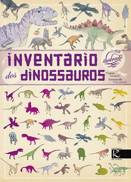 INVENT. DINOSSAUROS