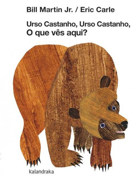 Urso castanho, urso castanho