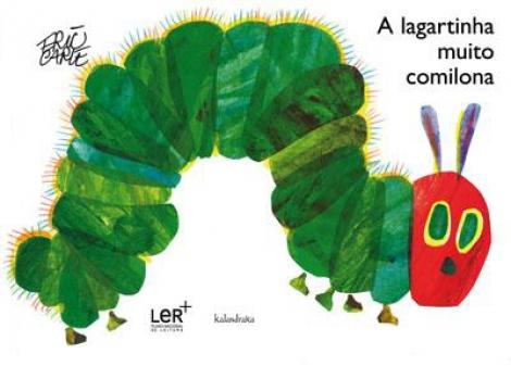 A lagartinha m.comilona