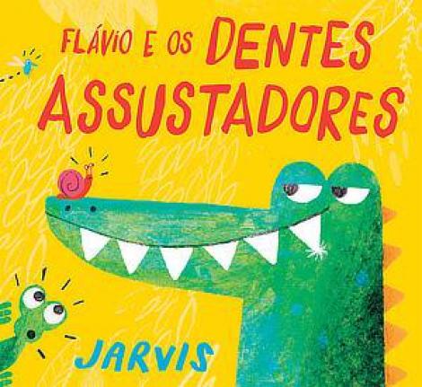 Flávio e os dentes assustadores