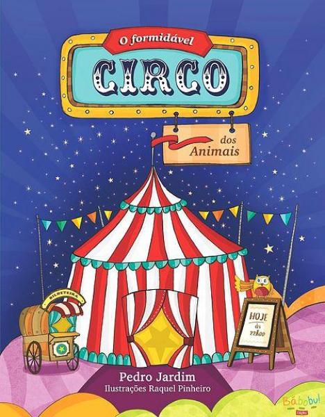 O formidável circo dos animais