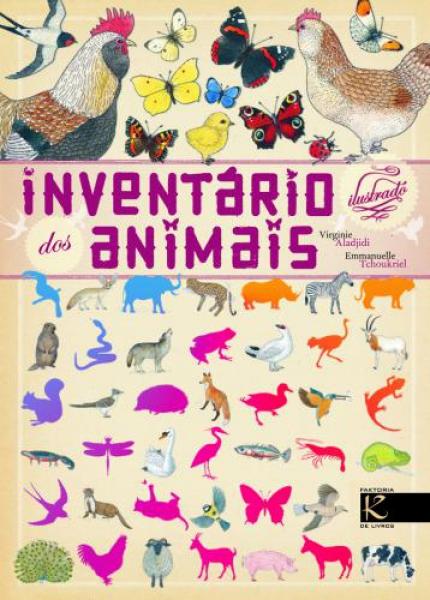 Inv. ilust. dos animais